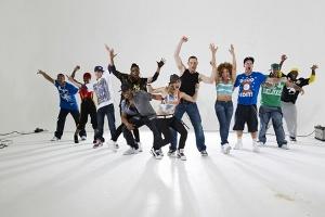 Кадр из фильма уличные танцы в 3d