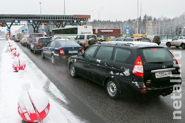Названа стоимость проезда потрассе М-11 из столицы вПетербург