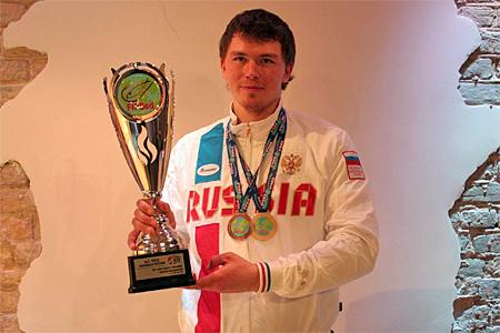 Украинские рыболовы победили начемпионате мира